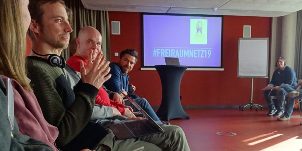 Das 4. Jugend- und Netzpolitische Forum #FreiraumNetz fand vom 28.02. bis 01.03. in Berlin statt. Foto: et