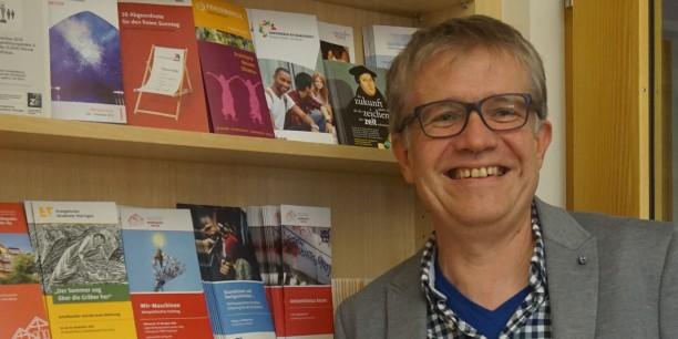 Schon mitten in der Jahresplanung für 2019: Der neue Akademiedirektor Sebastian Kranich. Foto: ©EAT