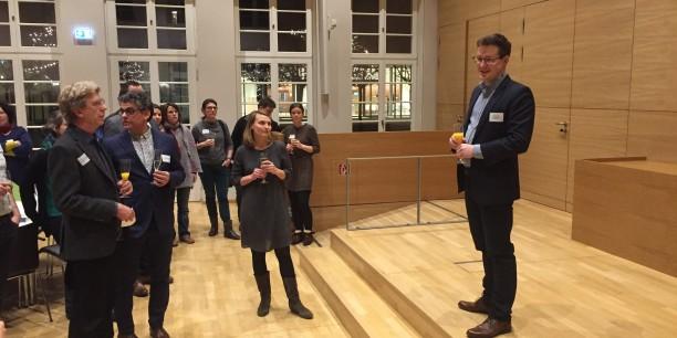 Die Einführung von Hanna Lorenzen fand in der Evangelischen Akademie Hofgeismar statt. Foto: © Burkhard Schmidt