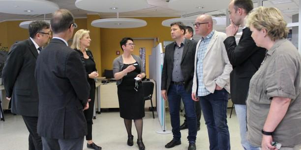 Evangelische Akademie Thuringen Blog Betriebsbesuch Im Jobcenter Magdeburg