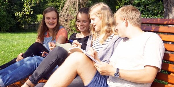 Unsere Jugend – viel zu brav? Foto: ©Désirée Reuther