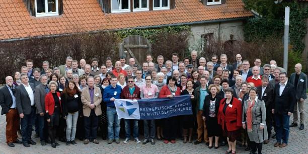Landessynode der Evangelischen Kirche in Mitteldeutschland (EKM), (c) Frank Drechsler
