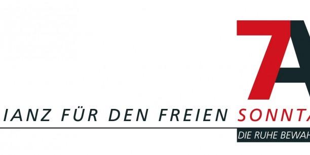 Die Thüringer Allianz für den freien Sonntag begrüßt das Urteil des OVG. Logo: Sonntagsallianz