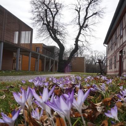 Im Zinzendorfhaus in Neudietendorf finden viele unserer Akademietagungen statt. Foto: © Sebastian Tischer