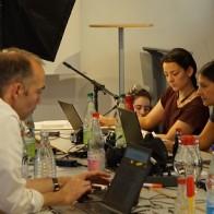 Die Vorbereitungen laufen auf Hochtouren: Die Sommerakademie findet erneut online statt. Foto: (c) Leni Kästner/EAT.