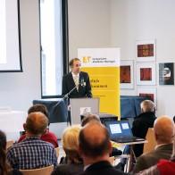 Der Augustinerdiskurs fand in Kooperation mit der Thüringer Langeszentrale für politische Bildung und dem Augustinerkloster in Erfurt statt. Foto: © Sebastian Tischer