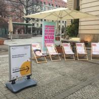Vom 13. bis 14. März veranstaltete das Bundesfamilienministerium gemeinsam mit dem Auswärtigen Amt und den Evangelischen Akademien Deutschland e.V. einen Demokratiekongress. Foto: © Jan Grooten