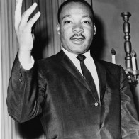 Martin Luther King, Jr. (c) Wikimedia Commons.