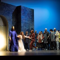 Nabucco, Theater Nordhausen, Foto: Tilmann Graner