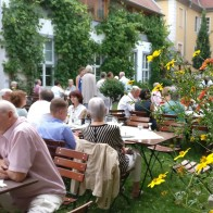 Sommerfest des Freundeskreises der Evangelischen Akademie Thüringen Foto: © Annekathrin Härter